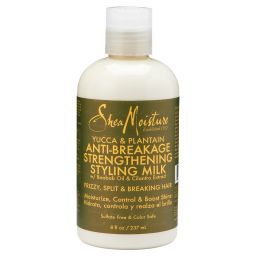 Shea Moisture Yucca & Plantain Anti-Breakage Strengthening Styling Milk 8oz