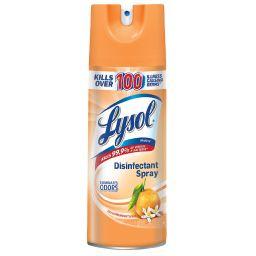 Lysol Disinfectant Spray Citrus Meadows 12.5oz