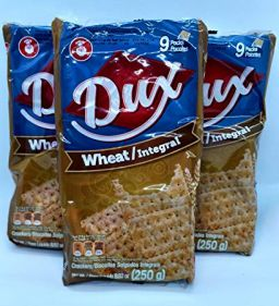DUX Cracker Wholewheat - doos 24 stuks