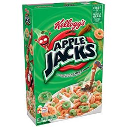 Kellogg's Apple Jacks 416gr groot