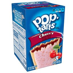 Kellogg's Pop-Tarts Frosted Cherry 384gr