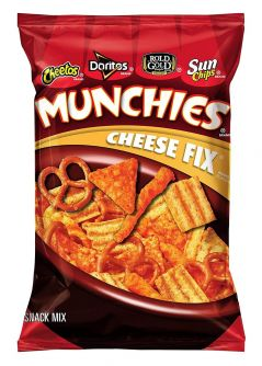 Munchies Cheese Fix Snack Mix 9.25oz (262.2g)