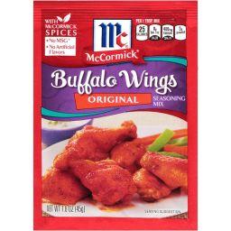 McCormick's Original Buffalo Wings Seasoning Mix