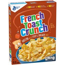 General Mills French Toast Crunch 11.1oz (314g)