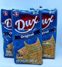 DUX Crackers Original - doos 24 stuks