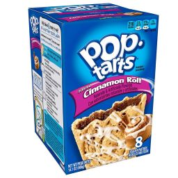 Kellogg's Pop-Tarts Frosted Cinnamon Roll 384gr