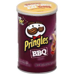 Pringles BBQ Grab & Go 64gr