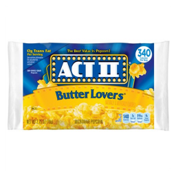 ACT II Popcorn Butter Lovers 78gr
