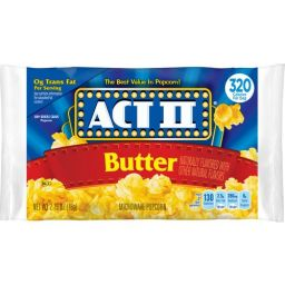 ACT II Popcorn Butter 2.75oz (78g)