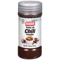 Badia Chili Powder 2.5oz