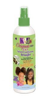 Africa's Best Kids Organics 2n1 Natural Conditioning Detangler 12 oz (355ml)