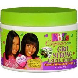 Africa's Best Kids Organics Gro Strong Triple Action 7.5oz (213g)
