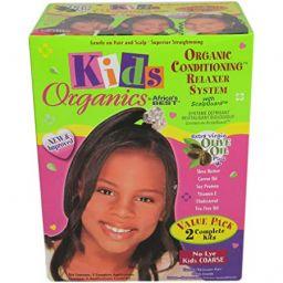 Africa's Best Kids Organics Relaxer Kit Coarse Value Pack
