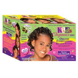 Africa's Best Kids Organics Relaxer Kit Regular