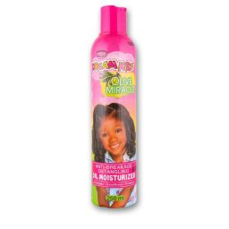 African Pride Dream Kids Olive Miracle Oil Moisturizer Lotion 8oz (236ml)