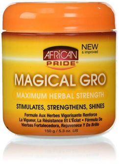 African Pride Magical Gro Maximum Herbal Strength 5.3oz (150g)