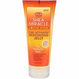 African Pride Shea Miracle Curl Activator Jelly 6oz (170g)
