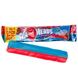 AIr Heads Big Bar Blue Raspberry/Cherry 42.5gr