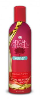 African Pride Argan Miracle Conditioning Shampoo 12oz (355ml)
