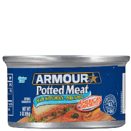 Armour Star Potted Meat With Chicken-Pork Added 3oz (85g)