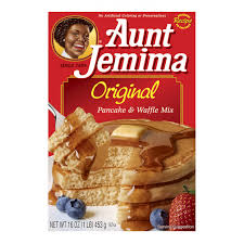 Aunt Jemima Original Pancake Mix 16oz (453g)