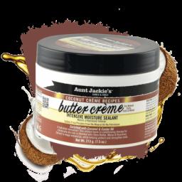 Aunt Jackie's Coconut Butter Creme 7.5 oz(213g)