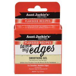 Aunt Jackie's Flaxseed Tame My Edges Smoothing Gel 2.5oz (71g)