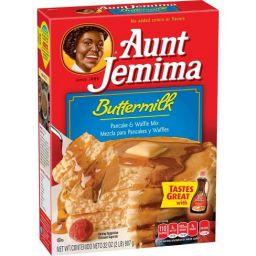 Aunt Jemima Pancake Mix Buttermilk 907gr