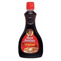 Aunt Jemima Original Syrup 12oz (355ml)