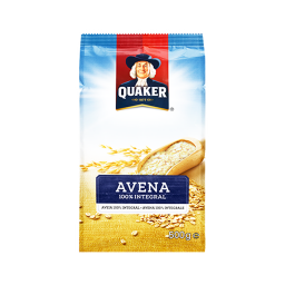 Quaker Avena Hojuelas Integral 500gr
