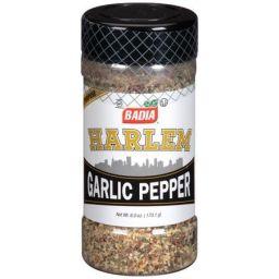 Badia Harlem Garlic Pepper 6oz (170.1g)