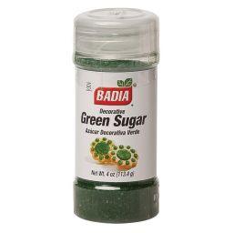 Badia Green Sugar 4oz (113.4g)
