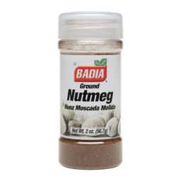 Badia Nutmeg Ground 2oz