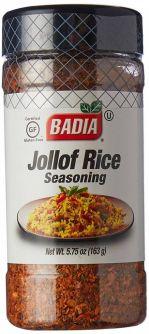 Badia Jollof Rice Seasoning 6oz (163g)