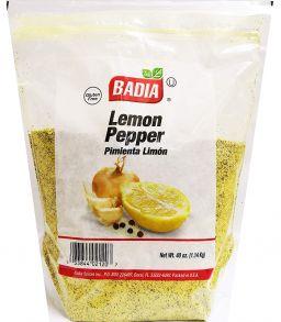 Badia Lemon Pepper 1.14kg