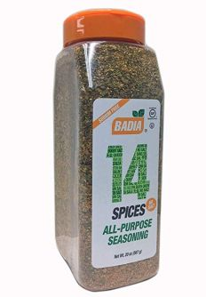 Badia 14 Spices All Purpose Seasoning 20oz (567g)