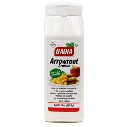 Badia Arrowroot 453.6gr