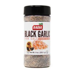 Badia Black Garlic Pink Salt 9oz (255.1g)