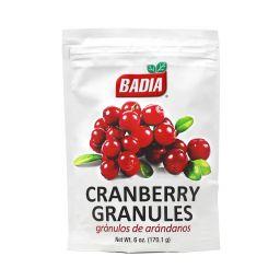Badia Cranberry Granules 6oz (170.1g)
