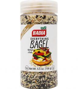 Badia Everything Bagel Seasoning 5.5oz (156g)