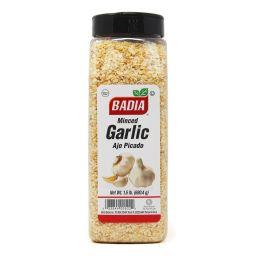 Badia Minced Garlic 1.5lb (680,4g)
