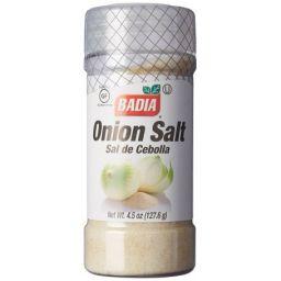 Badia Onion Salt 4.5oz (127.6g)