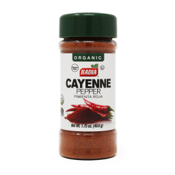 Badia Organic Cayenne Pepper 1.75oz (49.6g)