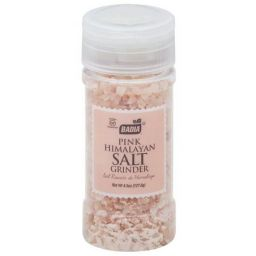 Badia Pink Himalayan Salt Grinder 127.6gr