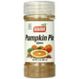 Badia Pumpkin Pie Spice 56.7gr