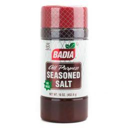 Badia All Purpose Seasoned Salt 16oz (453.6g)