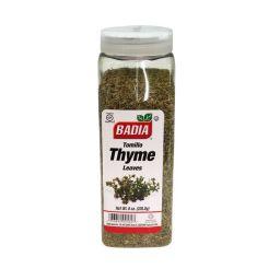 Badia Thyme Leaves 8oz (226.8g)