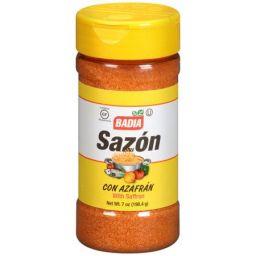 Badia Sazon with Saffron 198.4gr