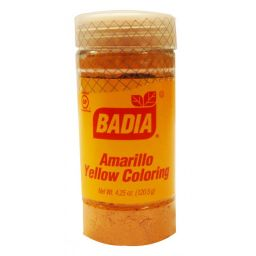 Badia Yellow Coloring 1.75oz (49.6g)