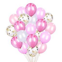 Balloon Set Pink - 20 stuks